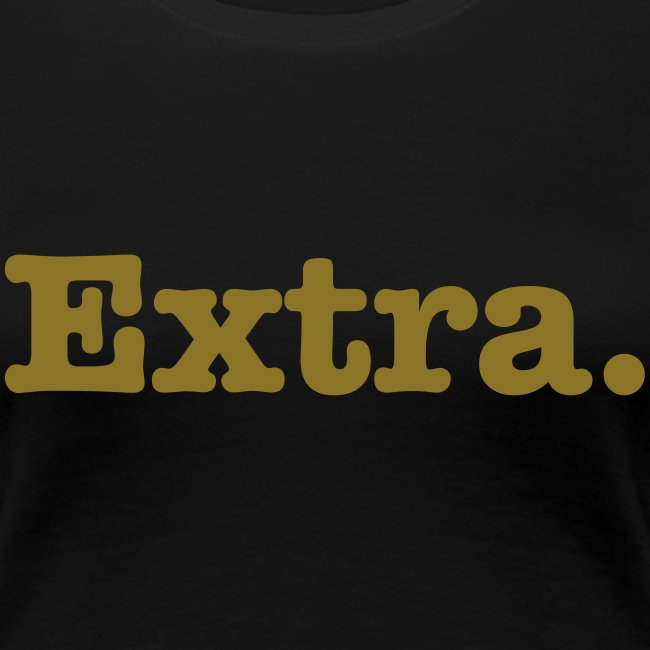 Extra, Gold