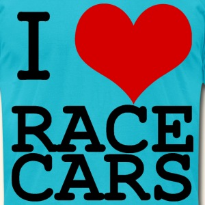 I Love Race Cars