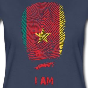 Fingerprint Cameroon Flag