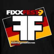Design ~ FIxxFest9 Womens Vneck