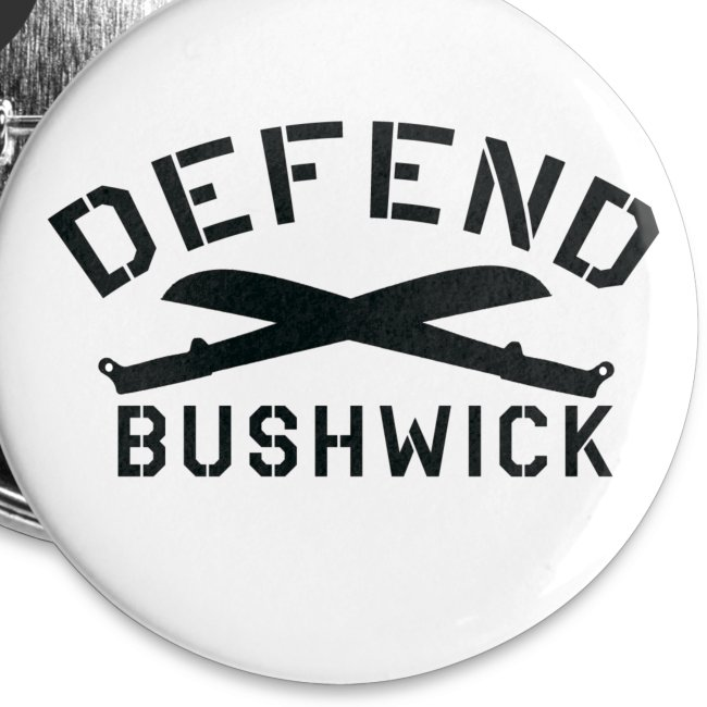 Defend Buttons