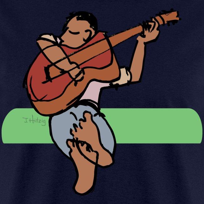 Guitar Player - men