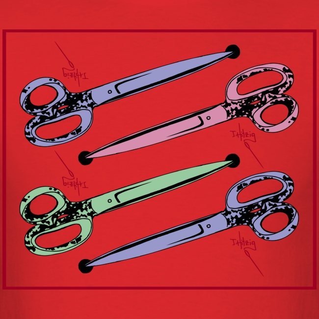 Scissors - men