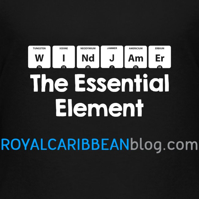 Toddler Essential Element T-shirt