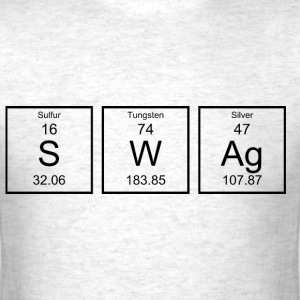Periodic Table Swag T-Shirts - Men's T-Shirt