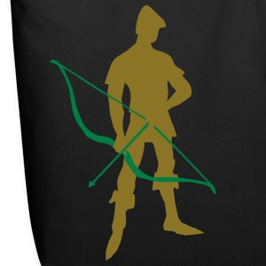 Archer Recurve Bow by patjila2 Bags  - Eco-Friendly Cotton Tote