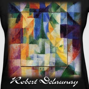 Delaunay - Simultaneous Windows  - Women's T-Shirt