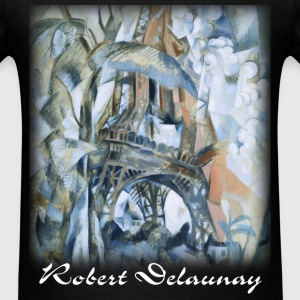 Delaunay - City of Paris - Men's T-Shirt