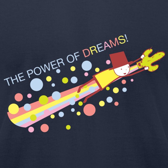 The Power of Dreams (M)