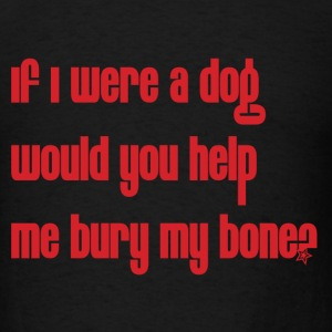dogandbone - Men's T-Shirt