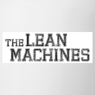 Design ~ The Lean Machines Mug - White