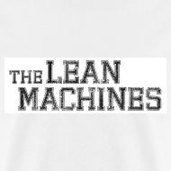 Design ~ The Lean Machines Men's T-Shirt - White