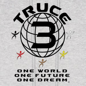 TRUCE 3 World Peace T-shirts & Apparel Hoodies - Men's Hoodie