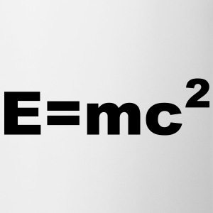 E = mc 2 Accessories - Coffee/Tea Mug
