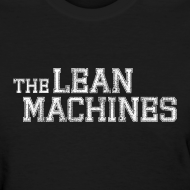 Design ~ The Lean Machines Women's T-Shirt - Black
