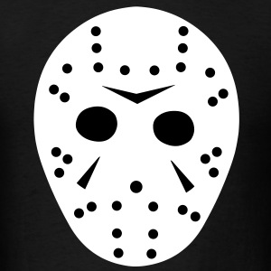 Hockey Mask T-Shirts - Men's T-Shirt