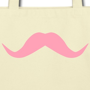 Moustache The Boss Bags  - Eco-Friendly Cotton Tote