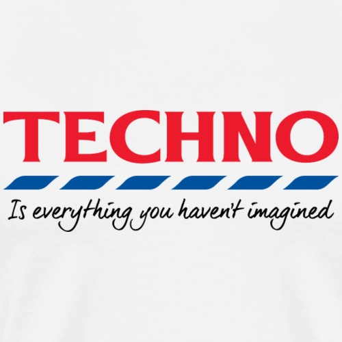 Techno is everything