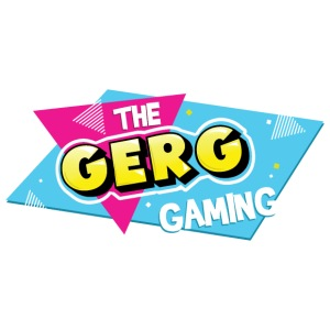 The Gerg Gaming 90's Logo