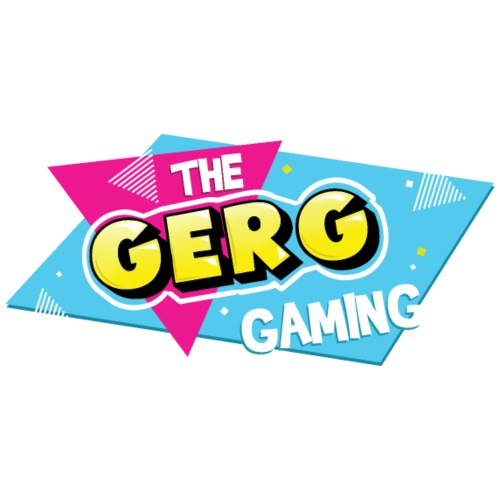 The Gerg Gaming 90's Logo