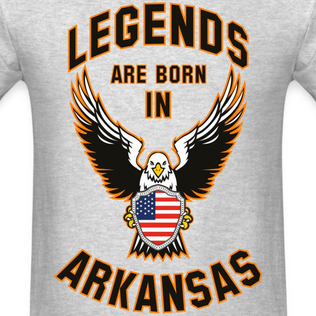 Legends are born in Arkansas