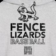 Design ~ Pickett Fence Lizards Hoody