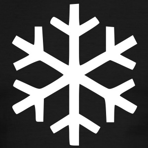 Snowflake T-Shirts - Men's Ringer T-Shirt