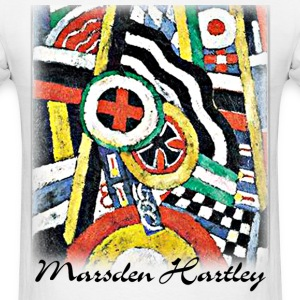 Hartley - The Number 5 - Men's T-Shirt