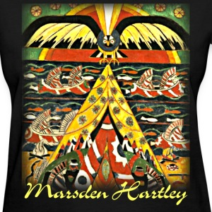 Hartley - Indian Fantasy - Women's T-Shirt