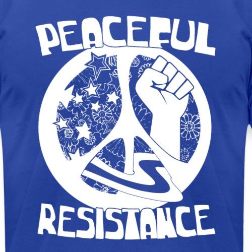 peaceful resistance