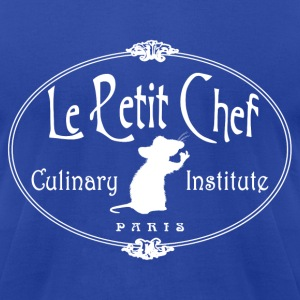 Le Petit Chef (Men) - Men's T-Shirt by American Apparel