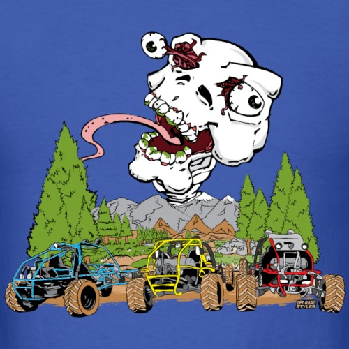 Tri Buggy Cartoon