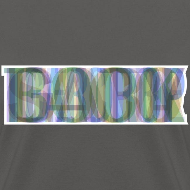 8 names said at once logo shirt