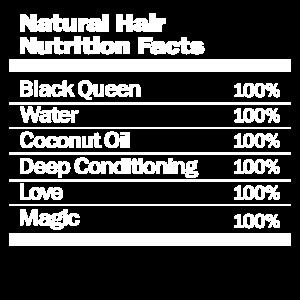 Natural Hair Nutrition