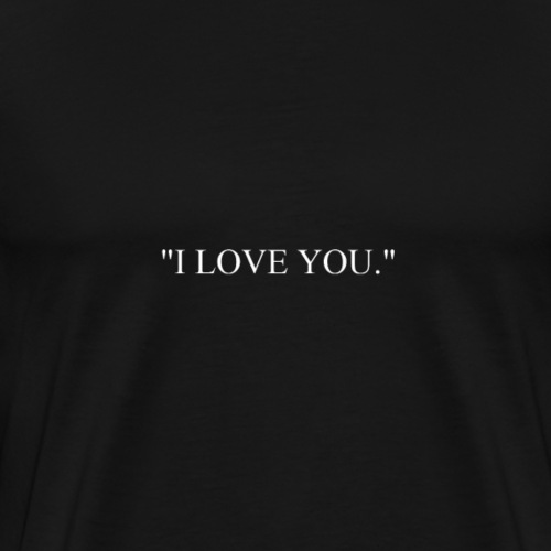 I LOVE YOU STRAIGHT