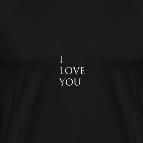 I LOVE YOU DOWN