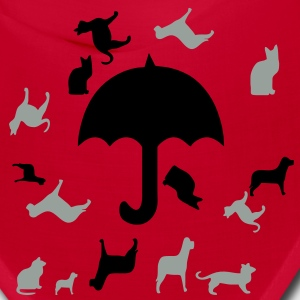 raining_cats_and_dogs3 Caps - Bandana