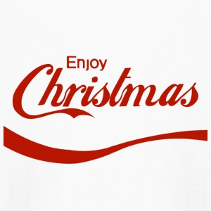 Enjoy Christmas Kids' Shirts - Kids' Long Sleeve T-Shirt