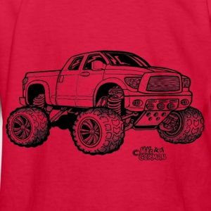 Toyota Tundra Extended cab pickup Truck  Kids' Shi - Kids' Long Sleeve T-Shirt