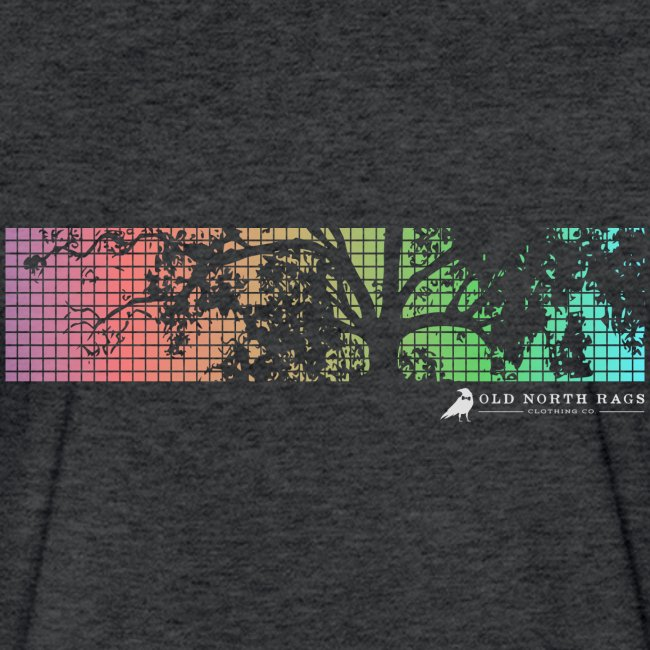 Raleigh Shimmer Wall T-Shirt