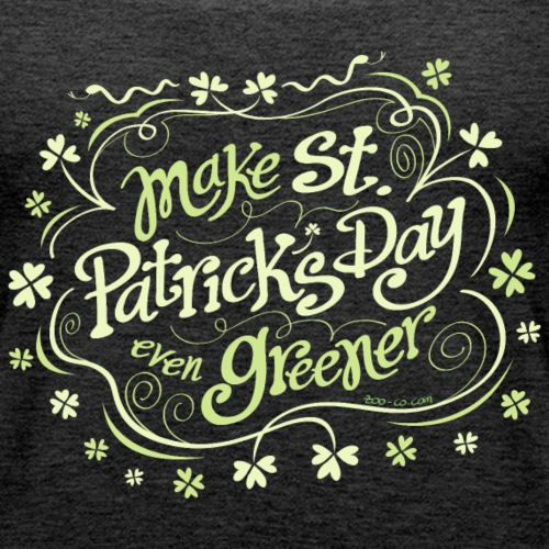 Make Saint Patrick's Day even greener