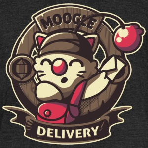 Moogle Delivery - Unisex Tri-Blend T-Shirt