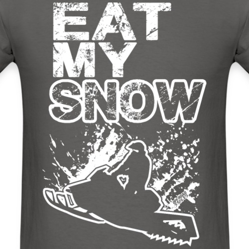 Snowmobile Eat My Snow