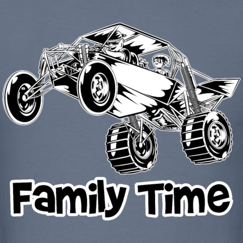 Dune Buggy Family Time