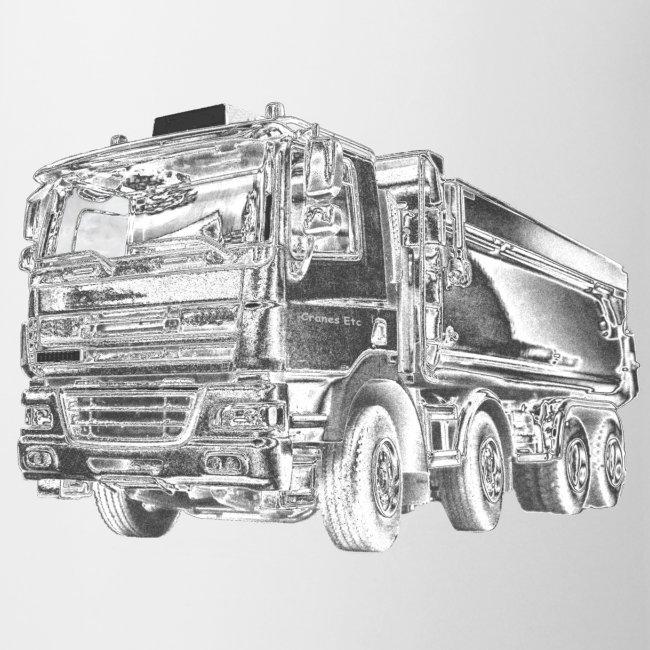 Dump Truck 8x4