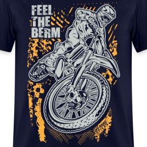 Dirt Bike Feel the Berm