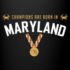 Champions Are Born In MD