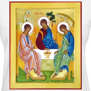 Icon – Peter, James and John - Women's T-Shirt