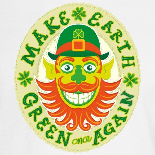 Make Earth green once again