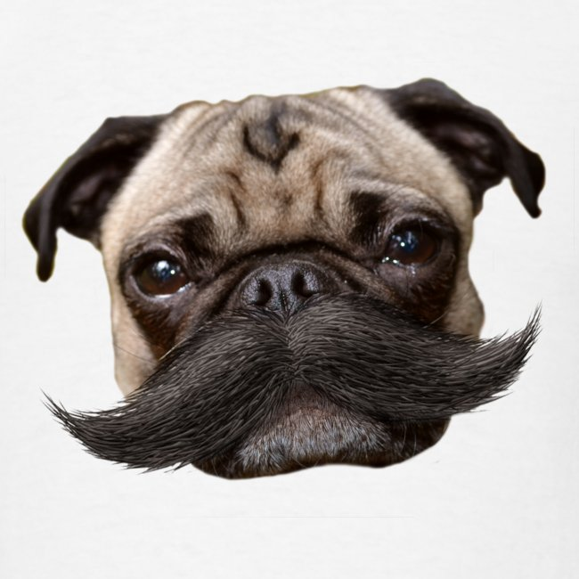 Hugo Mustachio for him